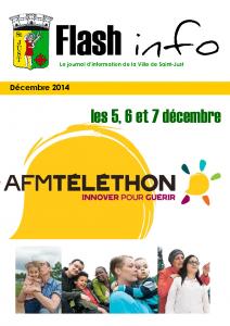 Flash Info Décembre 2014