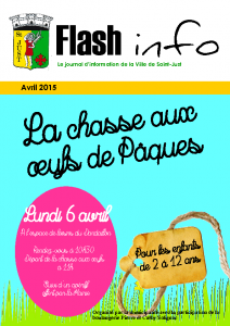 Flash Info Avril 2015
